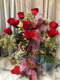 Dozen Extra Fancy Red Roses